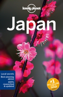 Lonely Planet Japan, Paperback Book
