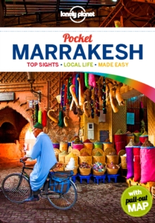 Lonely Planet Pocket Marrakesh, Paperback / softback Book