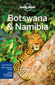 Lonely Planet Botswana & Namibia, Paperback Book