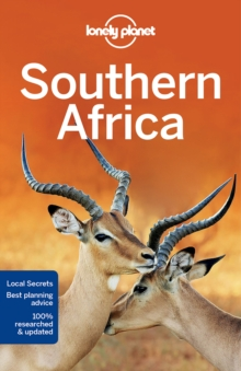 Lonely Planet Southern Africa, Paperback Book