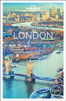 Lonely Planet Best of London 2018, Paperback Book