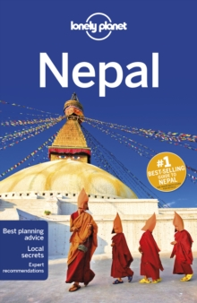 Lonely Planet Nepal, Paperback / softback Book