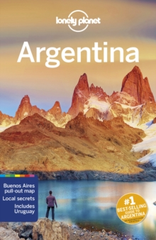 Lonely Planet Argentina, Paperback / softback Book