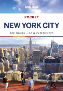 Lonely Planet Pocket New York City, Paperback / softback Book