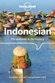 Lonely Planet Indonesian Phrasebook & Dictionary, Paperback / softback Book