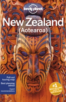 Lonely Planet New Zealand, Paperback / softback Book