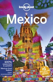 Lonely Planet Mexico, Paperback / softback Book