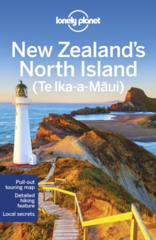 Lonely Planet New Zealand's North Island, Paperback / softback Book