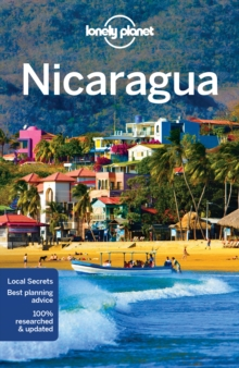 Lonely Planet Nicaragua, Paperback Book