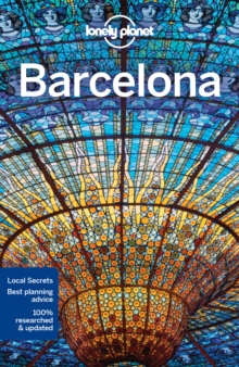 Lonely Planet Barcelona, Paperback Book