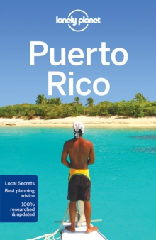 Lonely Planet Puerto Rico, Paperback Book