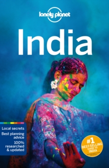 Lonely Planet India, Paperback Book