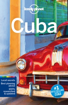 Lonely Planet Cuba, Paperback / softback Book