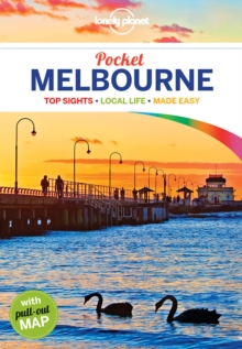 Lonely Planet Pocket Melbourne, Paperback Book