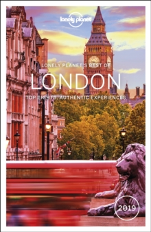 Lonely Planet Best of London 2019, Paperback / softback Book