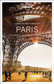 Lonely Planet Best of Paris 2019, Paperback / softback Book
