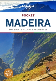 Lonely Planet Pocket Madeira, Paperback / softback Book
