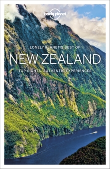 Lonely Planet Best of New Zealand, Paperback / softback Book