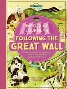 Unfolding Journeys - Following the Great Wall, Paperback / softback Book
