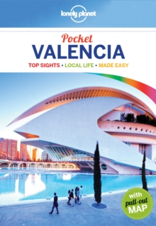 Lonely Planet Pocket Valencia, Paperback Book