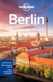 Lonely Planet Berlin, Paperback Book