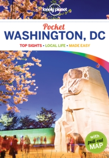 Lonely Planet Pocket Washington, DC, Paperback Book