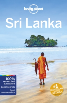 Lonely Planet Sri Lanka, Paperback / softback Book