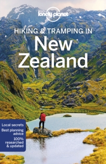 Lonely Planet Hiking & Tramping in New Zealand, Paperback / softback Book