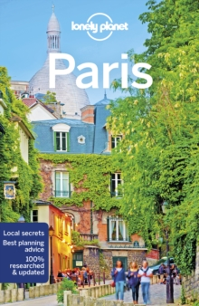 Lonely Planet Paris, Paperback / softback Book