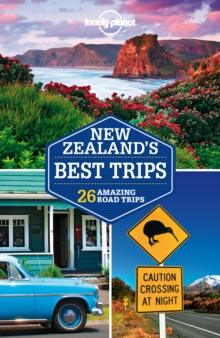 Lonely Planet New Zealand's Best Trips, EPUB eBook