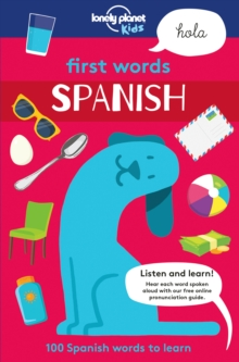 First Words - Spanish, Paperback Book