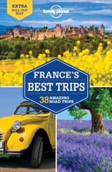 Lonely Planet France's Best Trips, Paperback / softback Book