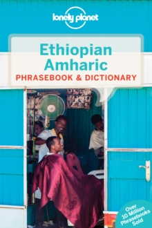 Lonely Planet Ethiopian Amharic Phrasebook & Dictionary, Paperback Book