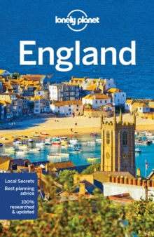 Lonely Planet England, Paperback Book