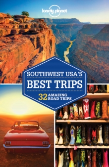 Lonely Planet Southwest USA's Best Trips, Paperback / softback Book