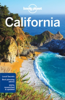 Lonely Planet California, Paperback / softback Book