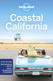 Lonely Planet Coastal California, Paperback Book