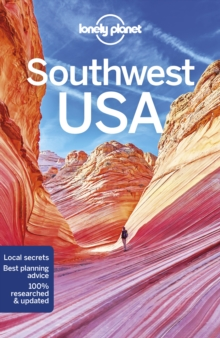 Lonely Planet Southwest USA, Paperback Book