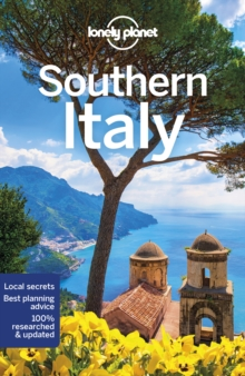 Lonely Planet Southern Italy, Paperback Book