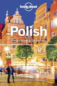 Lonely Planet Polish Phrasebook & Dictionary, Paperback / softback Book