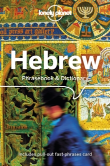 Lonely Planet Hebrew Phrasebook & Dictionary, Paperback / softback Book