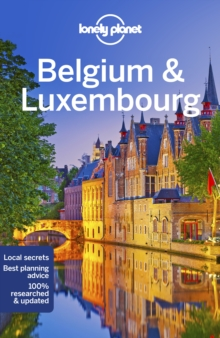 Lonely Planet Belgium & Luxembourg, Paperback / softback Book