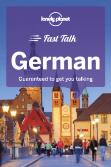 Lonely Planet Fast Talk German, Paperback / softback Book