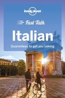 Lonely Planet Fast Talk Italian, Paperback / softback Book