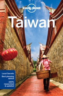 Lonely Planet Taiwan, Paperback Book