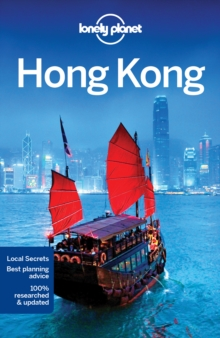 Lonely Planet Hong Kong, Paperback / softback Book