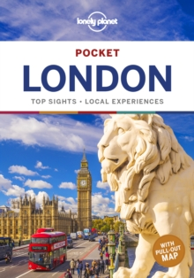 Lonely Planet Pocket London, Paperback / softback Book