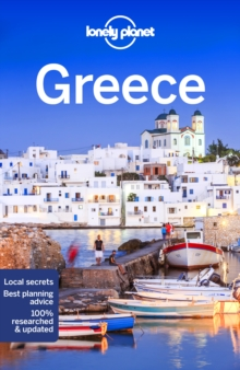 Lonely Planet Greece, Paperback Book