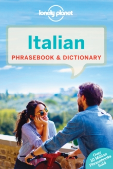 Lonely Planet Italian Phrasebook & Dictionary, Paperback Book