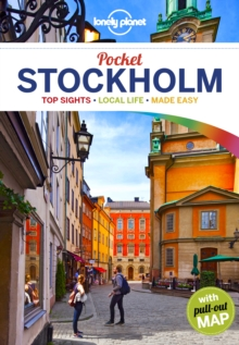 Lonely Planet Pocket Stockholm, Paperback Book